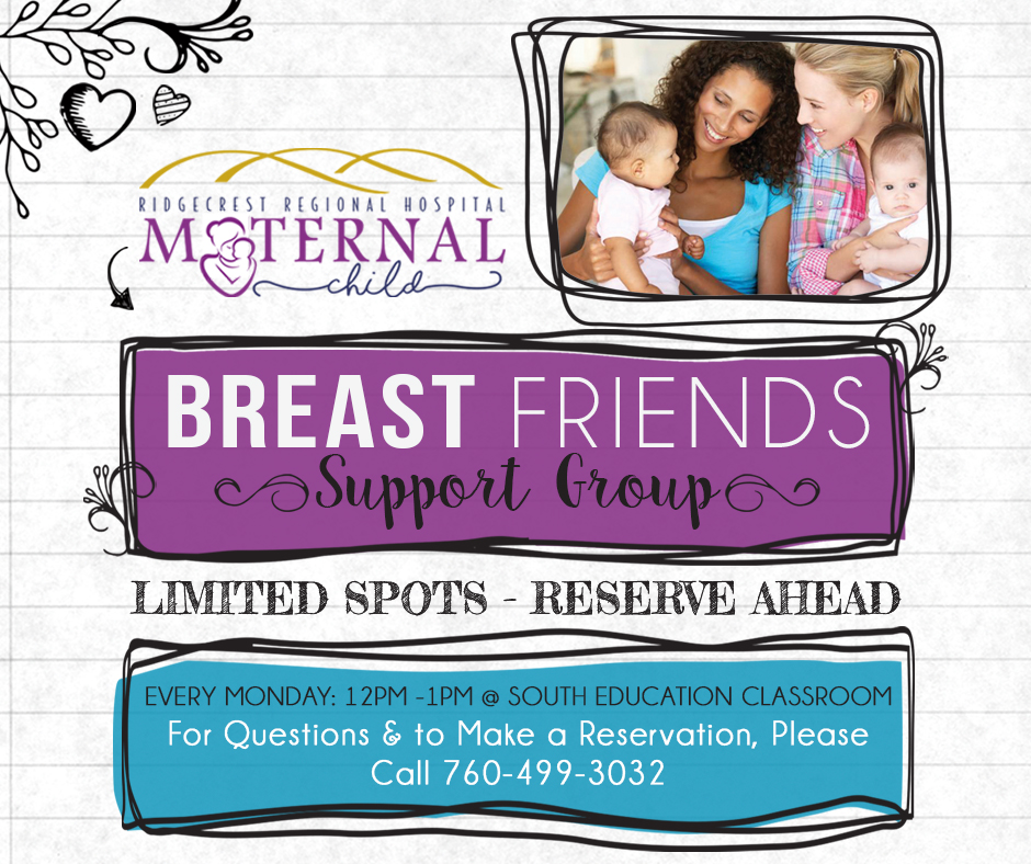 Breast Friends Support Group