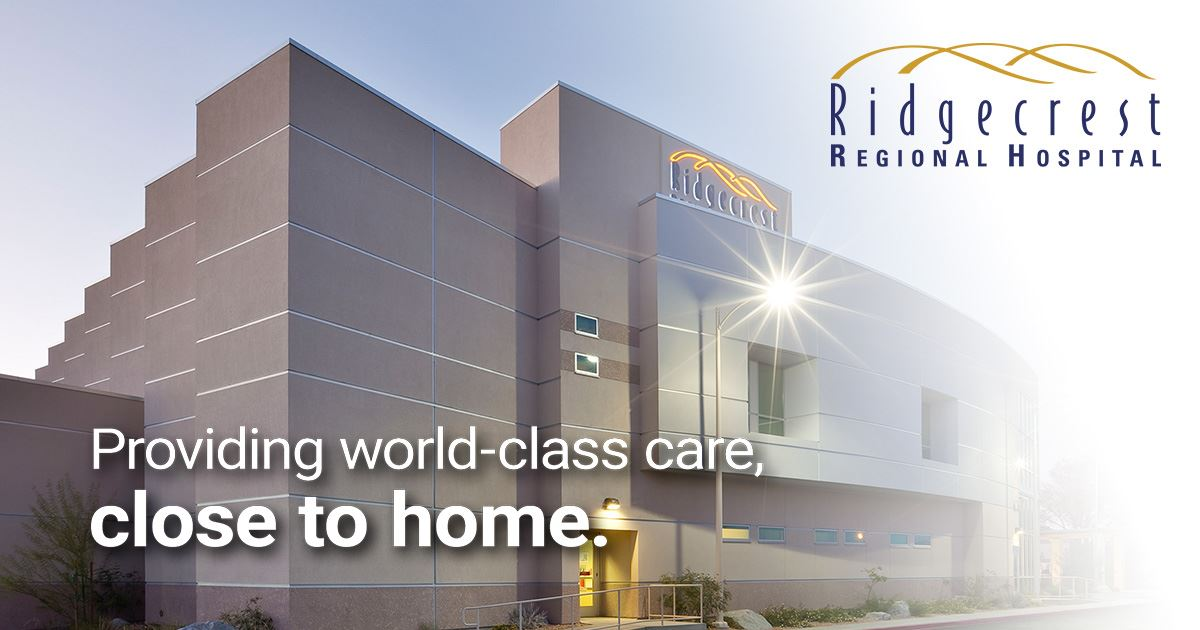 Hospital in Ridgecrest | Ridgecrest Regional Hospital