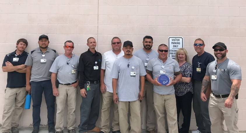 June 2019 Quality Initiative Award: Maintenance